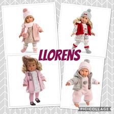 Babiky od spanielskeho vyrobcu Llorens, su povazovane za jedny z najkvalitnejsich babik. Vyzera ako skutocne dievcatko. Babika ma latkove telicko a hlavicka, ruky a nohy su gumene 💖