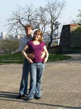 22tt výlet na hrad s tatinom (fučala som jak traktor, kým som tam vyšla)