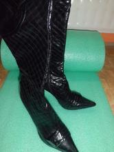 Čierne čizmy, 38