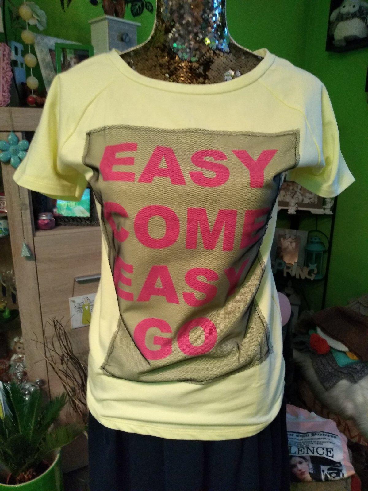 57845aa91fac Dámske trendové tričko výpredaj