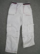 Nohavice roll-upky v páse na gumičku č.128/134, authority,128