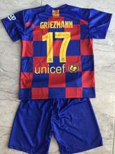 Futbalový dres griezman 158, 158