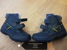 Protetika zimné topánky 31vel., protetika,31