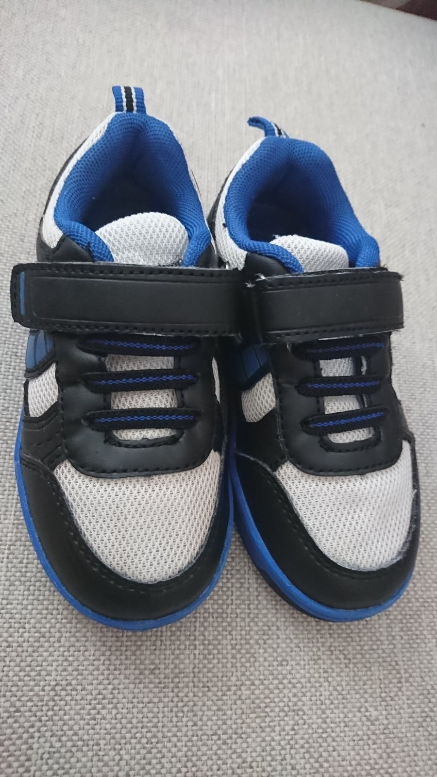 Blikajúce botasky 25 67b919cf589