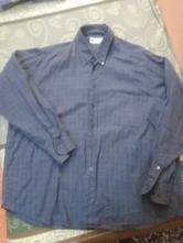 Pánska károvaná košeľa, xl