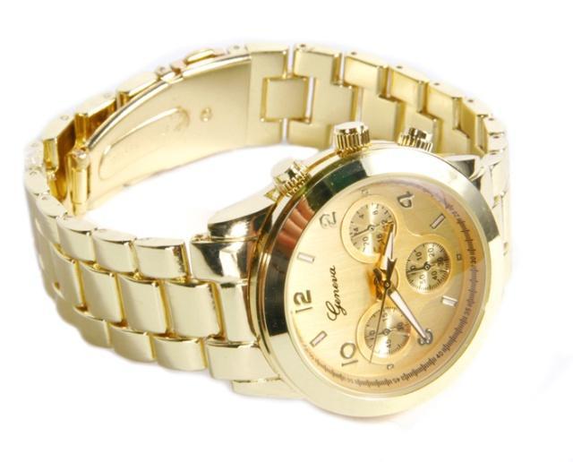 30bb48778 Luxusní dámské hodinky geneva za štýlovú cenu, - 14,99 € od predávajúcej  selmars | Detský bazár | ModryKonik.sk