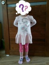 Šaty s dlhým rukávom, f&f,92