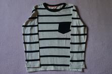 Tričko s dl. rukávom, h&m,122