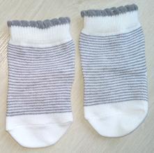 Kojenecké pásikavé ponožky, 56