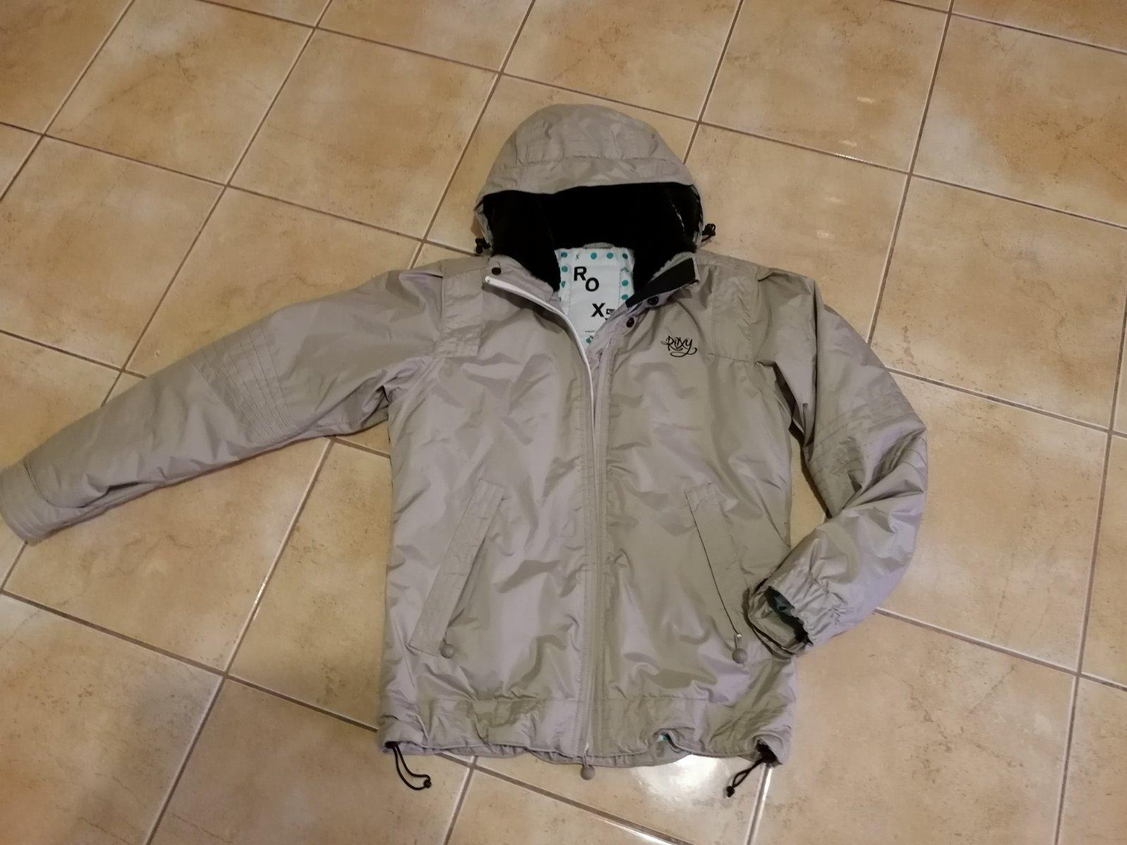 Damska znackova zimna bunda roxy 3a647dde104