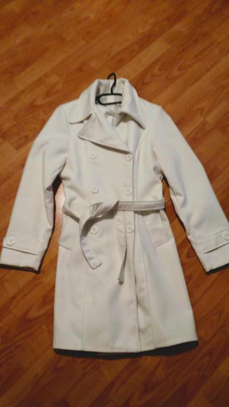 a143b061d1b9 Dámsky flaušový kabát
