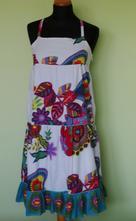 df84d9593 Dievčenské či dámske šaty desigual, veľ.164 / xs/s, desigual,