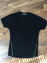 Predĺžené tričko - nenosené, lindex,158