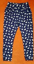Tenšie nohavice, f&f,110