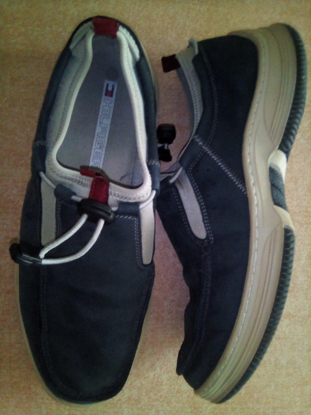 8cea2ea1cd4a Tommy hilfiger topánky kožené 43 44