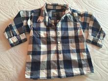 Frajersky košeľa , h&m,80