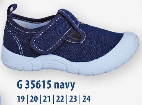 b3b559a687b6 Plátenky g35615 navy - kolekcia 2017