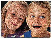 Mozaika z vlastných fotiek pixel photo 6+,