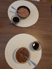 Moje a manželove raňajky