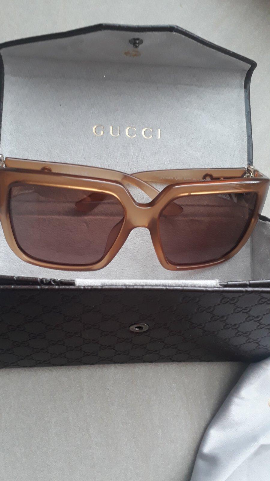 Gucci slnečné okuliare originál top stav b3dad05d45e