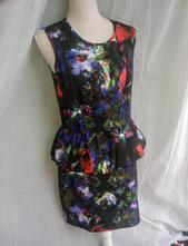 H&m šaty veľ. 38/40, h&m,m