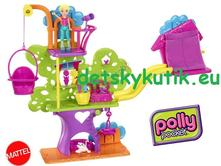 Domček na strome polly pocket,