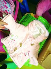 Kabátik pre novorodeniatko, f&f,56