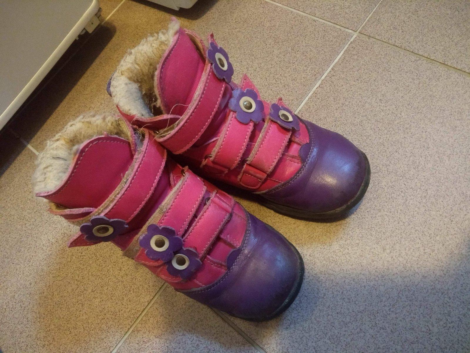 98b1594ff Zimné ortopedické topánky neoprot, 29 - 6 € od predávajúcej luciah78    Detský bazár   ModryKonik.sk