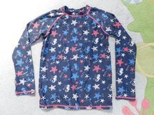 Plavkové tričko do vody fat face, next,146