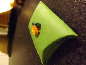 darckeva skatulka vyrobena z toaletnej rolky