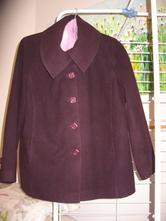 Dámsky kabátik na jeseň 4b49811faab