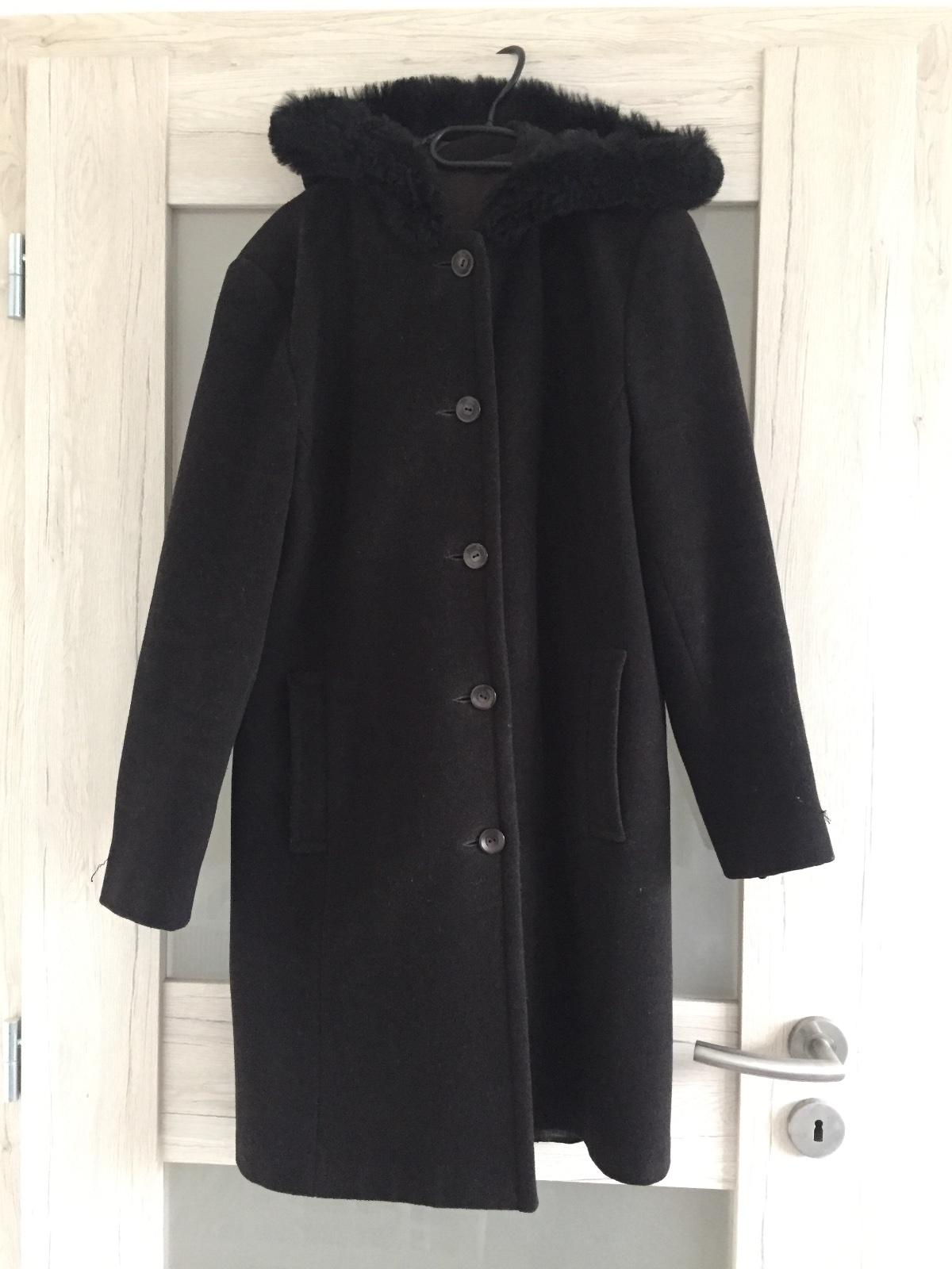 930ffe49f Zimný kabát s kapucňou, 40 - 5 € od predávajúcej stankaz33 | Detský bazár |  ModryKonik.sk