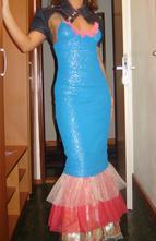 Spoločenské šaty 2v1, 36