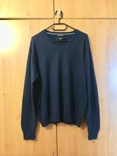 Modrý kašmírový sveter (gant), gant,l