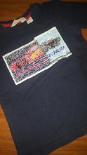 Mcqueen meniace sa tričko, h&m,98