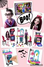 Monster High Rodinka Priseriek 💖