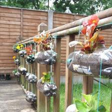 moje recy kvetinace z PET flias ozvlastnuju zahradku a mne sa pacia