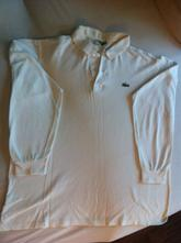 Lacoste dlhy rukav, lacoste,xl