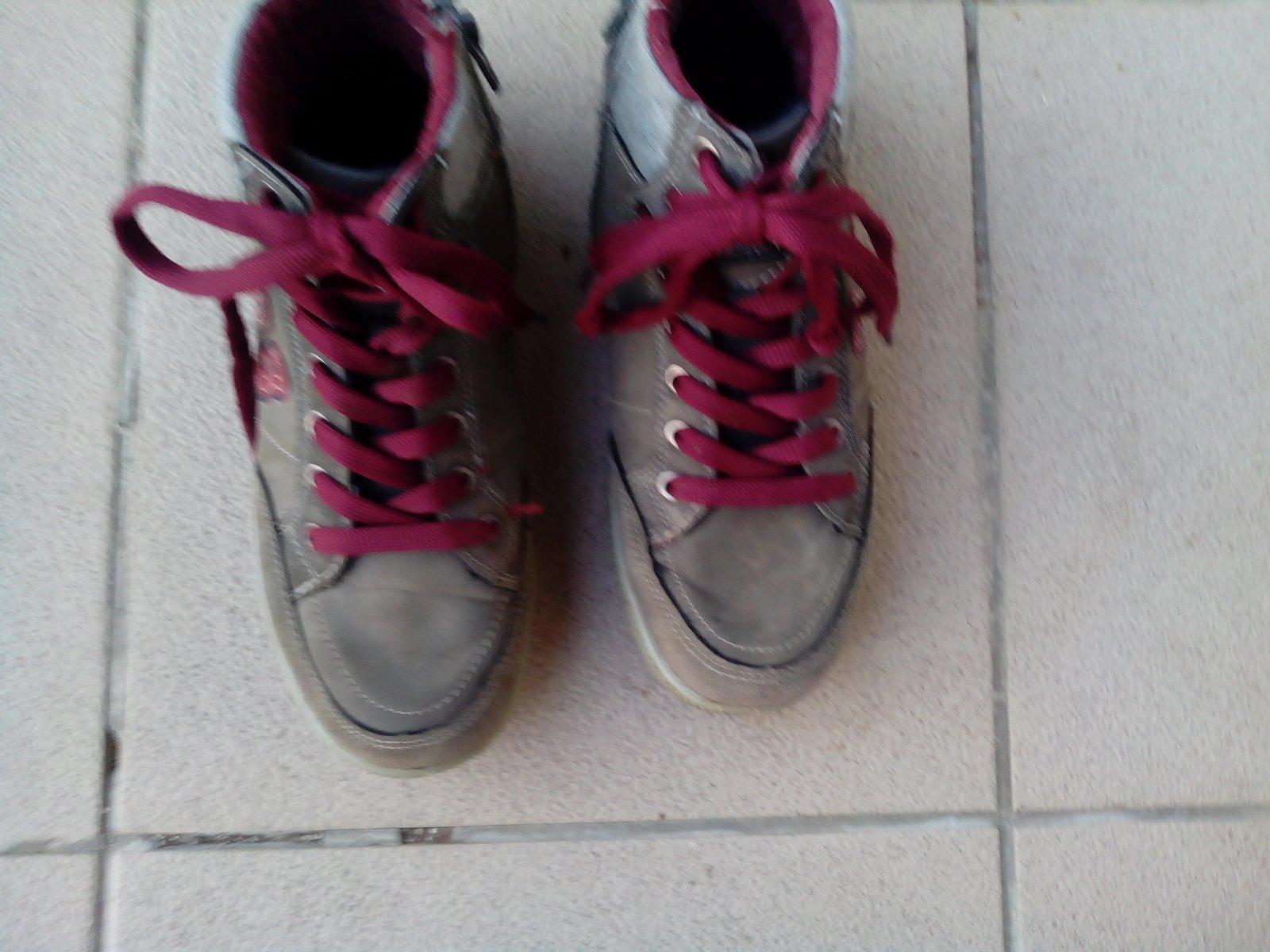Chlapčenské topánky fb5ef941cb