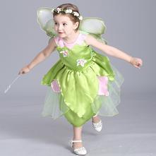 37d460f36ecf Tinker bell zvonilka víla princezna kostým šaty