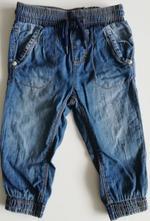 Riflové nohavice, topomini,80