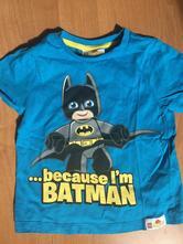 Tričko batman f&f veľ. 92, f&f,92