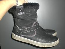 Dámske zimné kotníkové čižmy s.oliver 6d5c7749b79