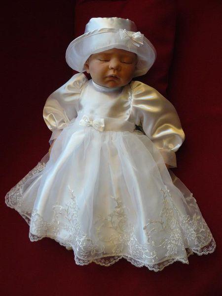 9031571cc4ee Oblečenie na krst pre dievčatko - Album používateľky detskesaty - Foto 4