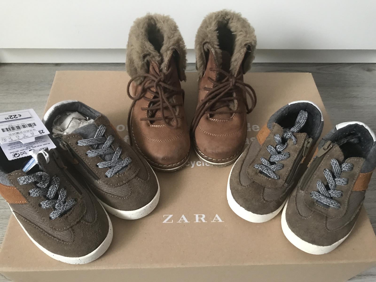94cb9cf983 Zara zimne topanky s kozusinkou