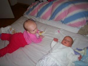 S mojou sesternickou
