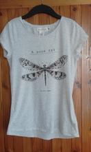 Dievčenske tričko, h&m,158