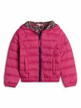 Zimná bunda sugar squad, sugar pink,122