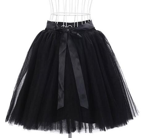 ce92ff979049 7 vrstvová luxusná tutu sukňa čierna aj ine farby