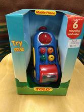 Detský telefón,